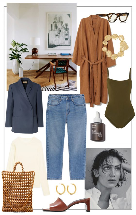 style edit long weekend outfit