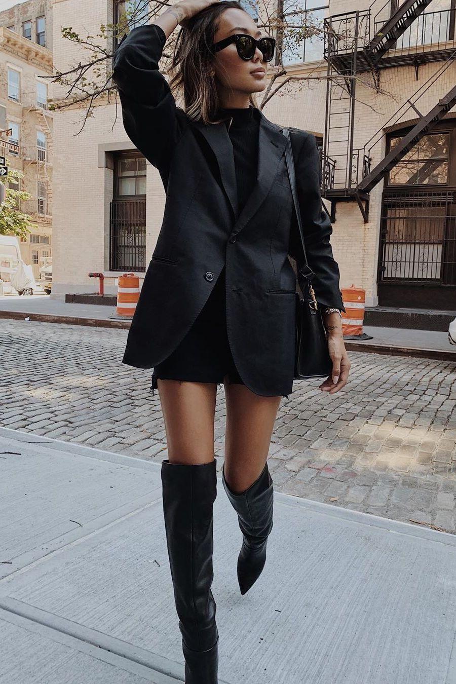 oversized blazer trend 2020