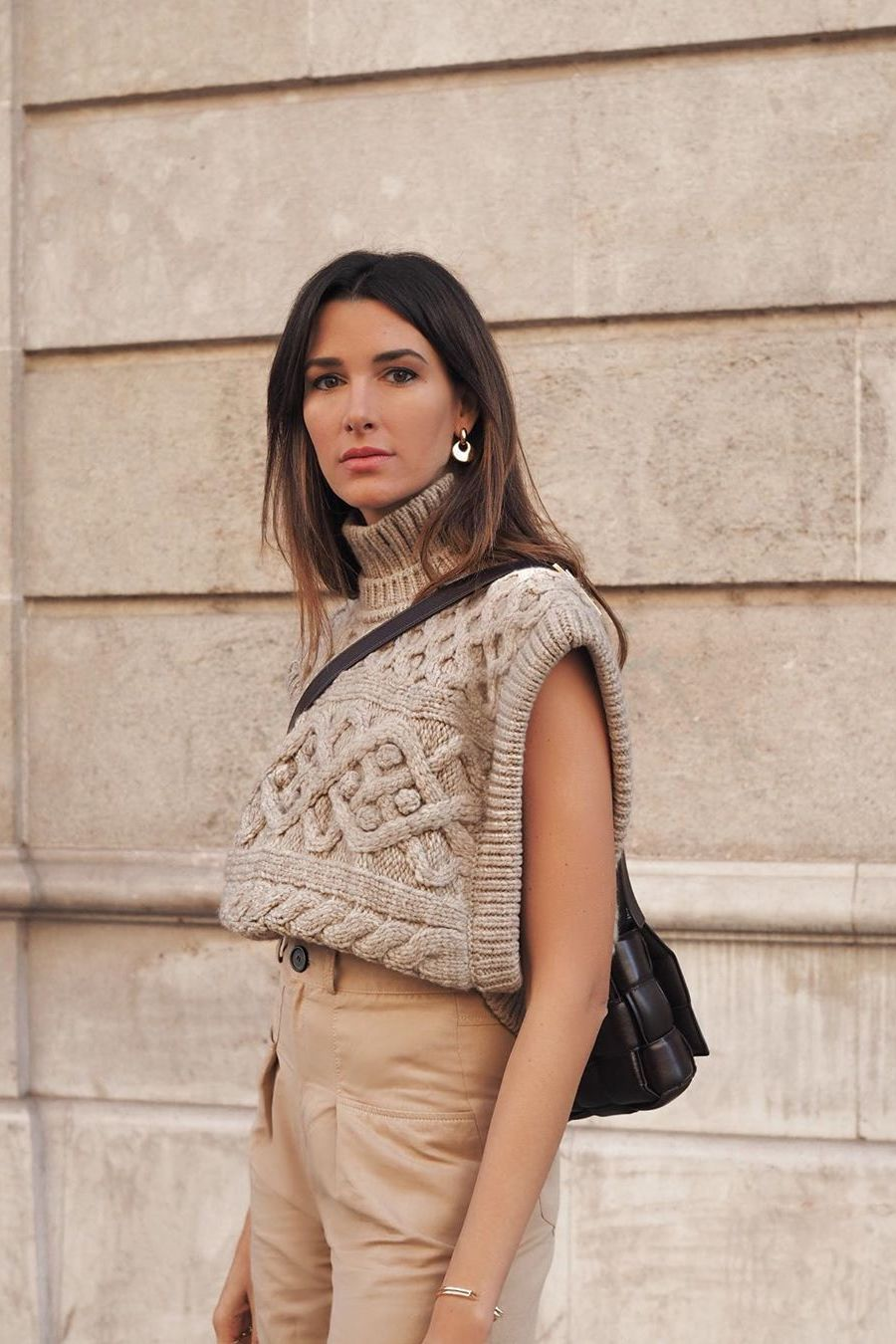 Isabel Marant's sleeveless sweater