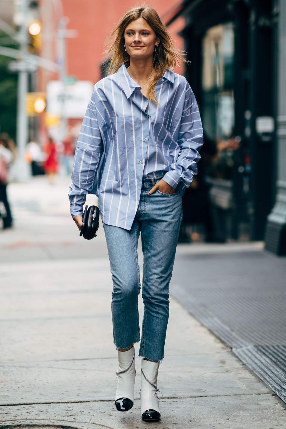 Constance Jablonski street style