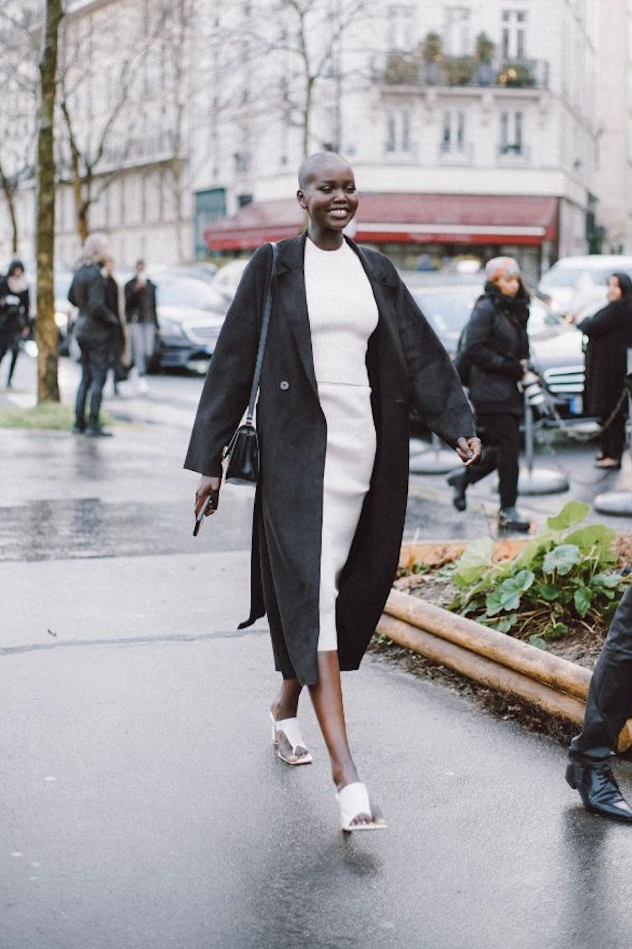 The joy of the perfect black and white look