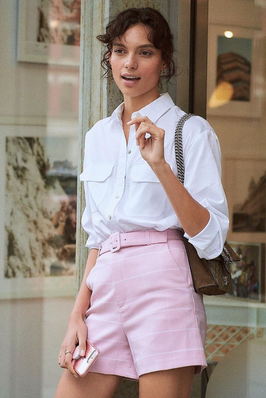 city summer uniform- what to wear when it's hot