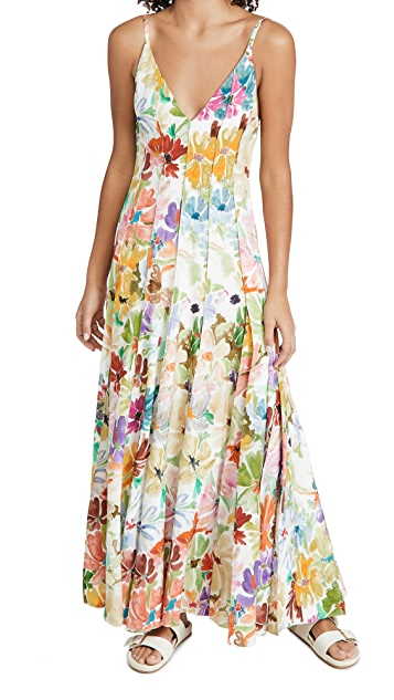 What to wear with your everyday floral maxi dress